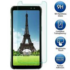 """[9H Tempered Glass] Samsung Galaxy """" S8 Active """" - Screen Protector Guard Saver"""