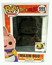 Funko Pop! Dragonball Z Chocolate Majin Buu Dragon Con Exclusive in-hand
