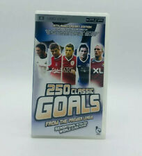 250 Classic Goals From The Premier League - PSP UMD Movie