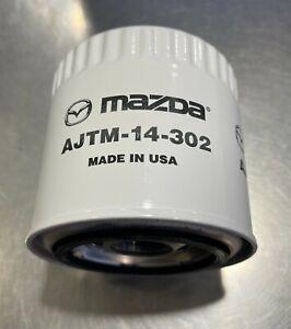 New Genuine OEM Mazda Oil Filter AJTM-14-302