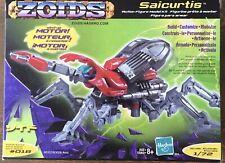 Hasbro's Zoids Saicurtis #018 Action Figure Model Kit New Scale 1/72