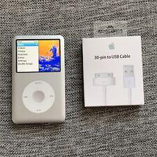 Apple iPod Classic 6. Gen. Silber 160GB ! TOP