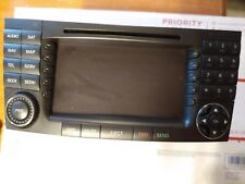 Mercedes Benz Factory Becker Stereo System Model # BE-7040