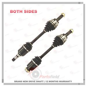 PAIR x Mazda 3 BK Series 2 & 3 2.0L Automatic CV Joint Drive Shaft 05-09