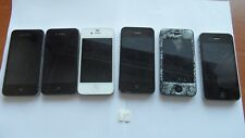 Apple iPhone 4 - 6x JOB LOT 8GB and16GB Black smartphone 315