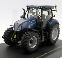 Universal Hobbies 1/32 Scale Model Tractor UH6207 New Holland T5.140 Blue Power