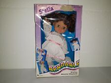 Vintage Lucky Bell Stella Bendable doll 1988