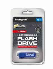 In16713 integral 16GB USB cifrado AES azul Infd16gbcouat