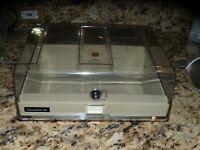 "5.25"" floppy disk case - Used"