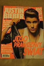 JUSTIN BIEBER ON FRONT COVER BRAVO STARS Polish Magazine 29 POSTERS !!!!