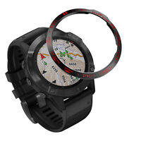 Bezel Ring Adhesive Cover for Garmin Fenix 6 Pro/Fenix 6 Sapphire Smart Watch