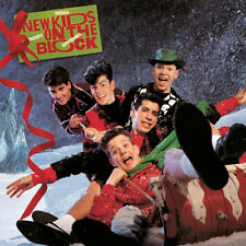 New Kids on the Block # 21 - 8x10 T-shirt iron-on transfer Merry Merry Christmas