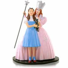 Hallmark Ornament 2014 Wizard of Oz Theres No Place Like Home Dorothy - Magic