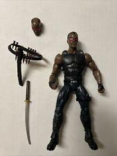 Marvel Legends Blade Action Figure Man Thing Wave Wesley Snipes Complete