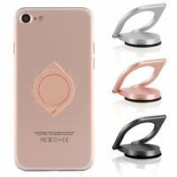 360 Rotating Finger Ring Stand Holder Spinner For Universal Mobile Phone