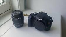 Canon EOS Rebel T3i / EOS 600D 18.0MP Digital SLR Camera - Black (Kit w/ EF-S IS