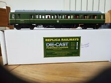 OO  Replica Railways RPC6412 64' chassis with12mm wheels & Dapol Class121 Body