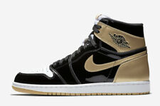 Nike Air Jordan 1 Retro High OG NRG SZ 8.5 Gold Top 3 Complex Con TZ 861428-001