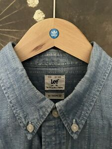 Mens Lee Shirt XL (Oi Polloi,End,Hipstore)