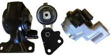 9M1100 3pc Motor Mounts fit 3.5L 2007 - 2010 Ford Edge Engine AUTO Trans Mounts