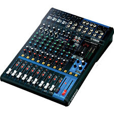 Yamaha MG12XU 12-Input Mixer w/ Built-In FX + 2-In/2-Out USB Interface - New!