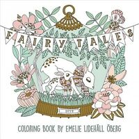 Fairy Tales, Paperback by Oberg, Emelie Lidehall (ILT), Brand New, Free P&P i...