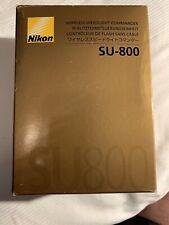 Nikon Wireless speedlight commander SU-800in excellent condition