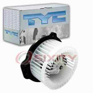 TYC Front HVAC Blower Motor for 1998-2004 Volvo C70 Heating Air Conditioning kb