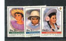 NATALE - CHRISTMAS BOLIVIA 1994 II Issue