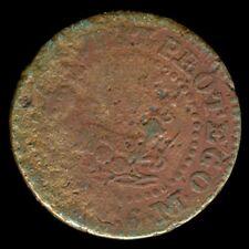 QUARTO 1826 Spanish Philippines Copper Coin A