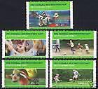 Duitsland 2003 wk-voetbal2006  5w postfris/mnh