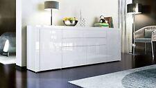 Chest Drawers Sideboard Cupboard Storage High Gloss Luxury Living Room Display