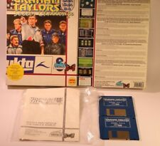 GRAHAM TAYLORS SOCCER CHALLENGE AMIGA A500 1MB REQ BY KRISALIS SOFTWARE LTD 1992