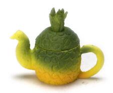 Pineapple Teapot, Dolls House Miniatures, Miniature Kitchen Dining Tea Pot