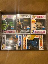 Funko Pop! NYCC 2018 Toy Tokyo Bundle Beast Boy Batman Vegeta B.I.G. Comic Con