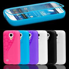 Samsung Galaxy S4 Mini Hülle Touch Case Schutz Hülle Etui 360° Cover