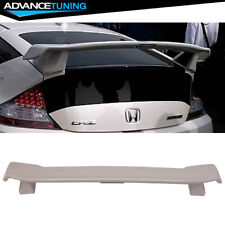 Fits 11-15 Honda CR-Z CRZ 2Dr Mugen Style MU ABS Hatch Trunk Spoiler Unpainted