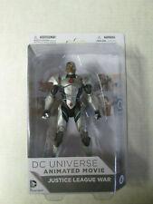 DC Universe Animated Movie Justice League War Cyborg MIP