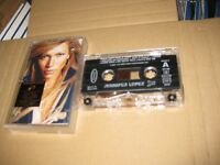 Jennifer Lopez Holland Cassette