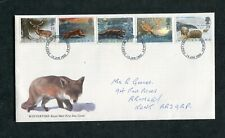 January 1997 First Day Cover: The Four Seasons (1st Series) Wintertime