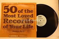 "50 Of The Most Loved Records Of Your Life, Record No. 1,LP 12"" (G)"