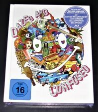 DAZED AND CONFUSED LIMITIERTE MEDIABOOK BLU RAY + DVD + BOOKLET NEU