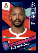 Topps Champions League 18/19 - Sticker 379 - Manuel Fernandes