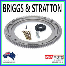 RIDE ON MOWER STARTER RING GEAR SUITS  BRIGGS AND STRATTON MOTORS OEM 399676