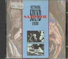 Nettwerk Sound Sampler Vol III - 1990 CD - Hilt, Bel Canto, Moev, Falling Joys +