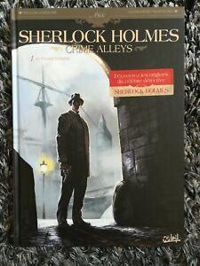 sherlock holmes crime alleys édition originale