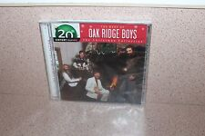 Best of Oak Ridge Boys 20th Century Masters Christmas Collection NEW SEALED CD