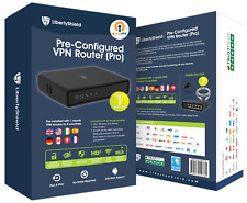 Pre Configured VPN Router - Pro