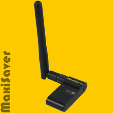 300 Mbit WLAN Stick 2,4ghz dongle SMA WPS EIE 802.11n/b/g + + 6dbi Power antena