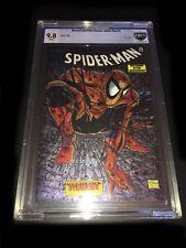 Spider-Man #1 Chromium Marvel Collectible Classics McFarlane NM+ rare